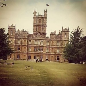 downton house