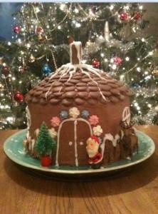 jenny oliver xmas cake