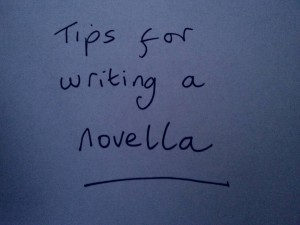 novella writing