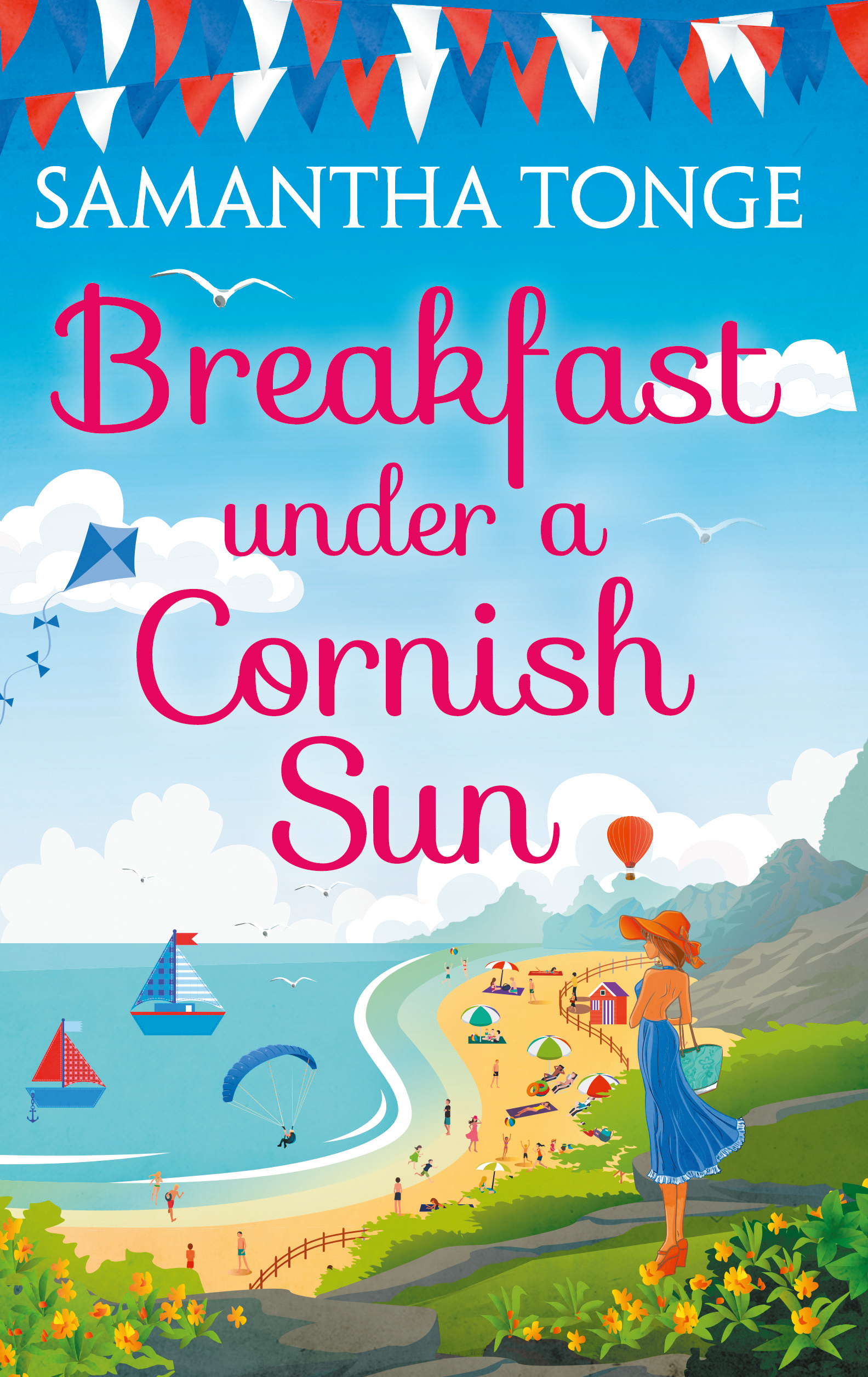Breakfast under a Cornish Sun
