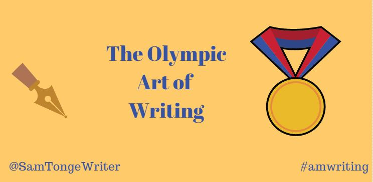 Olympic writing