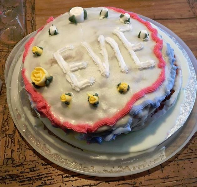 cake fail christie